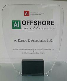 offshore award